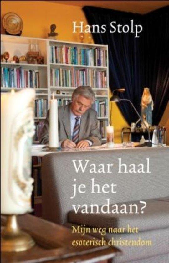 Boek cover Waar haal je het vandaan? van Hans Stolp (Hardcover)