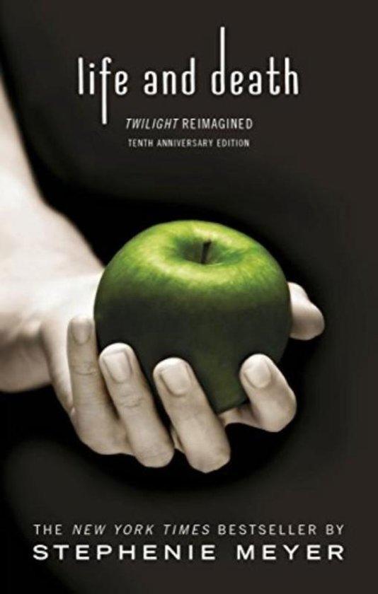 Boek cover Life and Death van Stephenie Meyer (Paperback)
