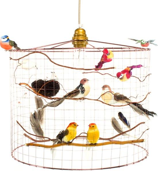bol.com | Hanglamp met vogeltjes- Landelijk-Eettafel-Woonkamer ...