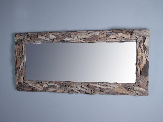 Grote Spiegel Hout : Bol.com unieke drijfhouten spiegel sprokkelhout driftwood