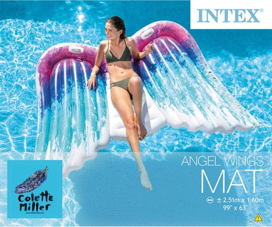 Intex Angels Wings Mat
