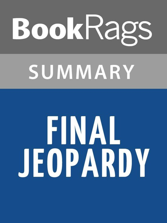 Final Jeopardy by Linda Fairstein Summary & Study Guide