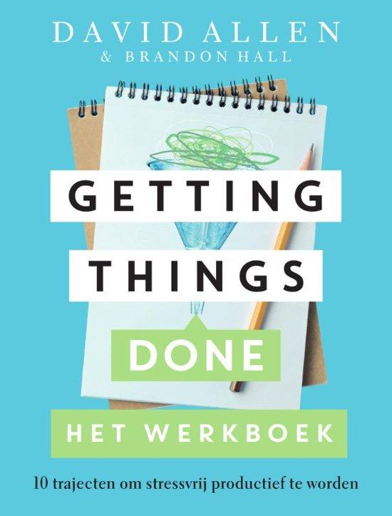 Afbeelding van Getting Things Done Het werkboek