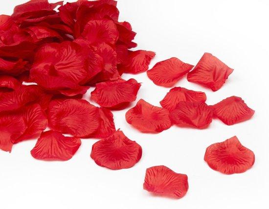 Valentinaa +-1000 Rozenblaadjes (XL zak) - rood Valentinaa