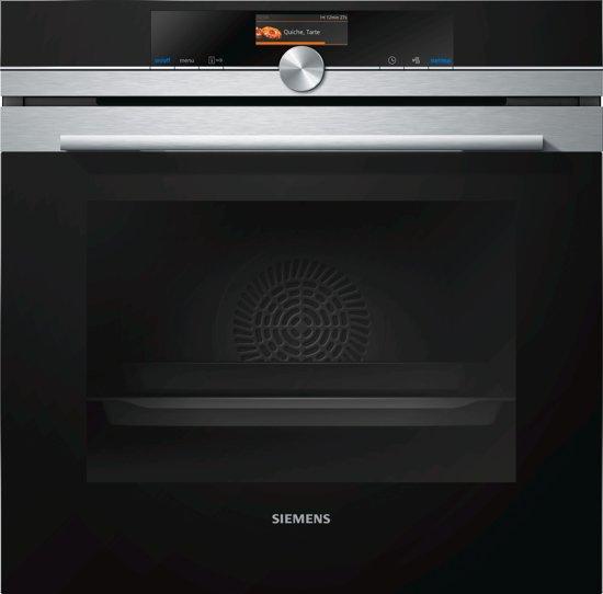 Siemens HB676G5S6 iQ700 - Inbouw Oven - Wifi - HomeConnect