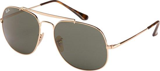c0008001755a15 Ray-Ban RB3561 001 - General - zonnebril - Goud   Groen Klassiek G-