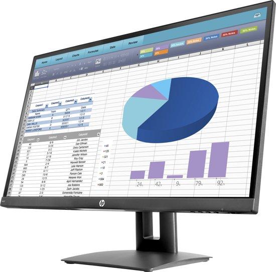 HP VH27 LED display 68,6 cm (27'') Full HD Flat Zwart