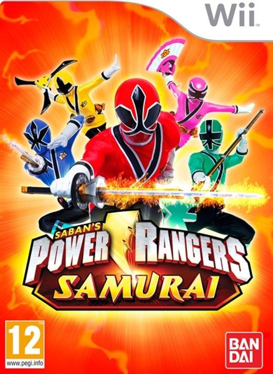 Power Rangers Samurai kopen