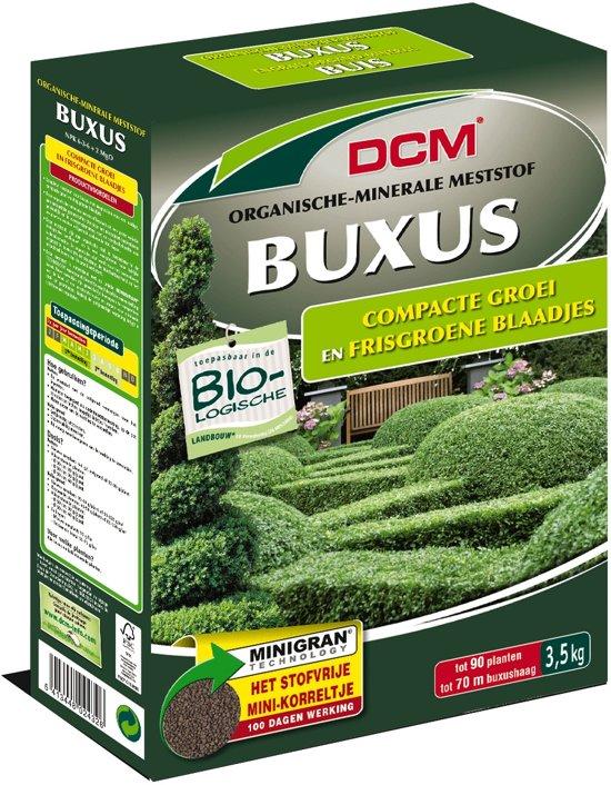 DCM  bemesting voor buxus 3,5kg