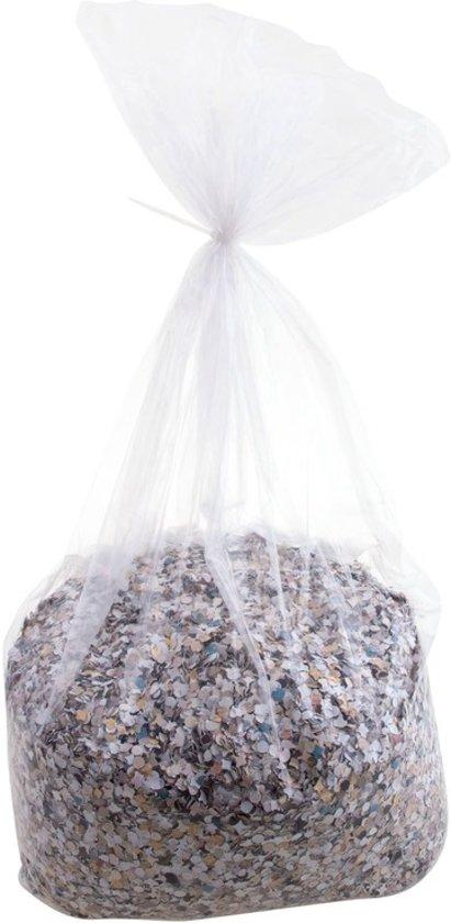 10 kilo gerecyclede confetti