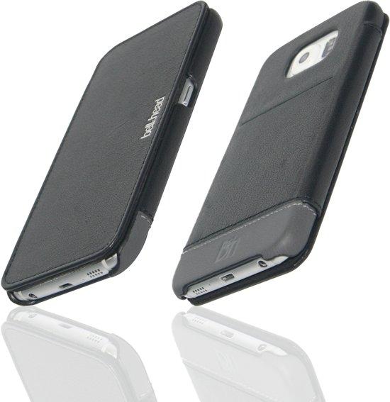"""bell & head smartphonehoesje Flip Cover model """"jump"""" zwart/grijs voor de SAMSUNG Galaxy S 6"""