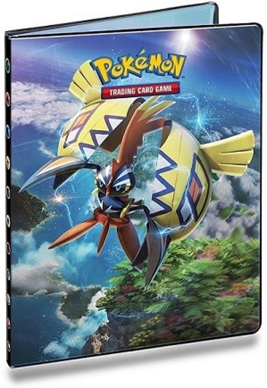 Pokémon Verzamelmap Sun & Moon Guardians Rising 9-pocket