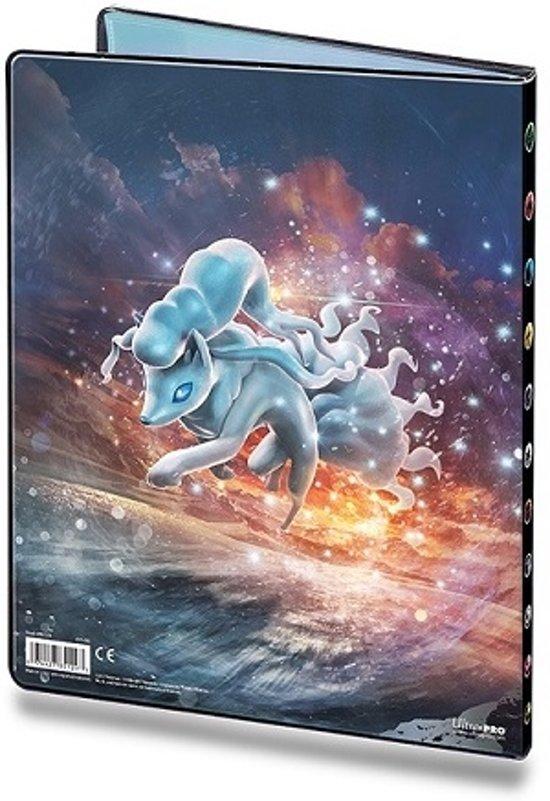 Thumbnail van een extra afbeelding van het spel Pokemon verzamelmap 9-pocket SM2 Sun & Moon GR