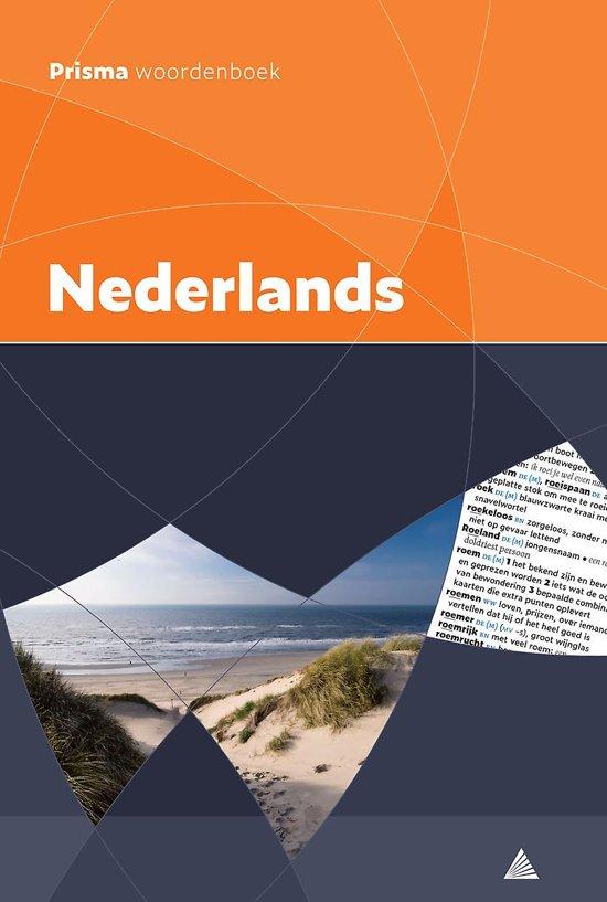 Boek cover Prisma woordenboek Nederlands van A.A. Weijnen (Paperback)