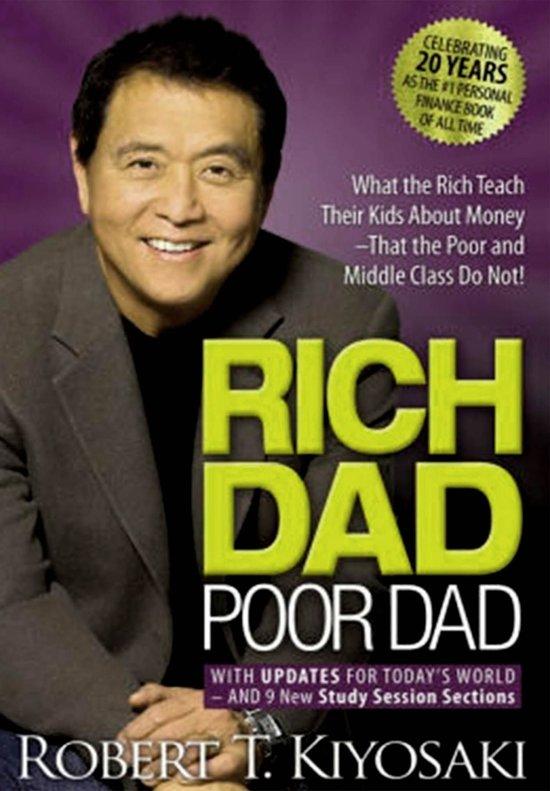 Afbeelding van Rich Dad Poor Dad