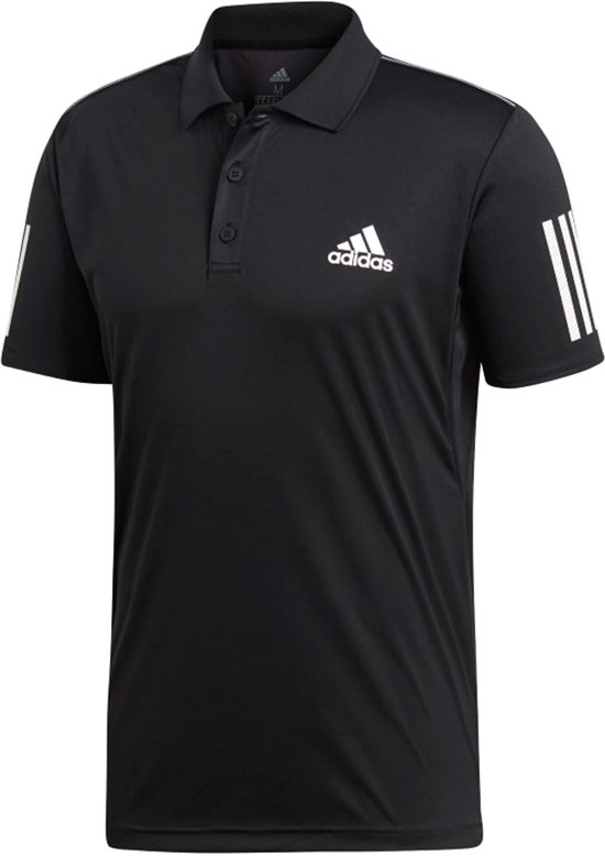 adidas polo 3 stripes