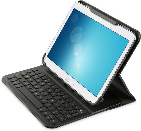 Belkin Qode Slim Style Universeel 10 Tablet Toetsenbord Qwerty Zwart