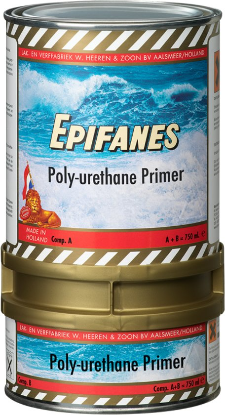 Epifanes Poly-urethane primer 750gr grijs