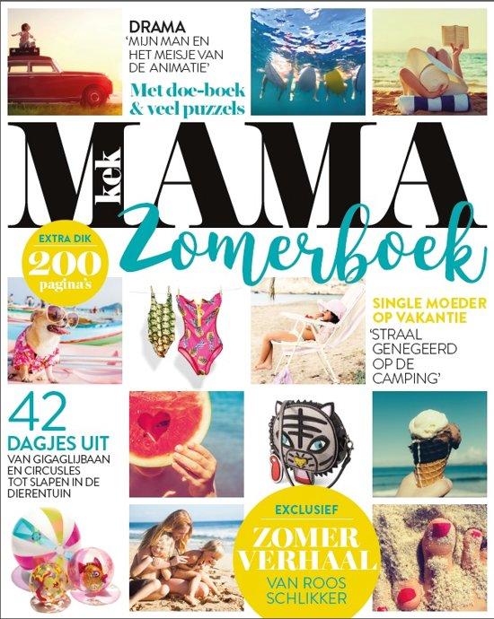 Bolcom Kek Mama Zomerspecial Vakantieboek 2017 Sanoma Media