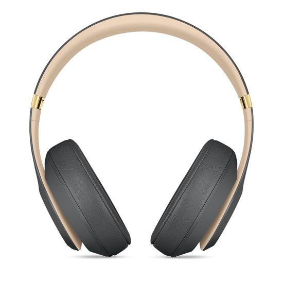 Beats Studio3 Wireless Over‑Ear Headphones - Shadow Gray