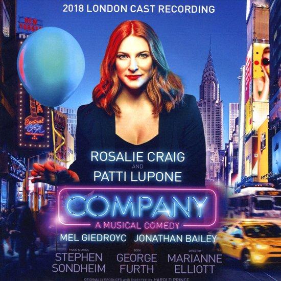 Company [2018 London Cast Recording]