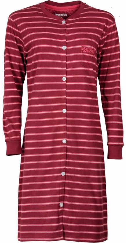 0e14c351853 Irresistible Dames Nachthemd Slaapkleed Rood IRNGD2606B Maten: XXL