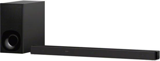Sony HT-ZF9 - 3.1 Soundbar met Dolby Atmos - Zwart