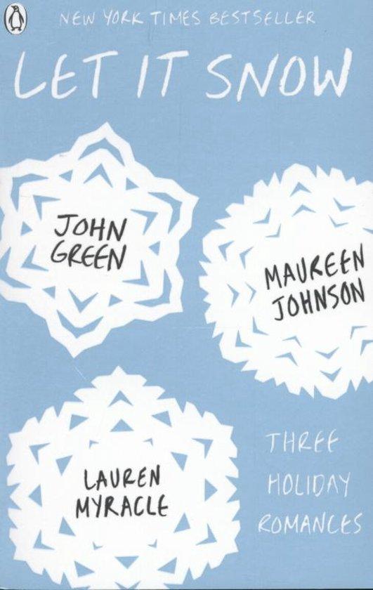 Boek cover Let it Snow van John Green (Paperback)