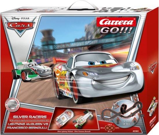 Bol Com Carrera Go Silver Racers Racebaan Carrera Speelgoed
