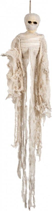 Hangdecoratie mummie 100 cm for Hangdecoratie raam