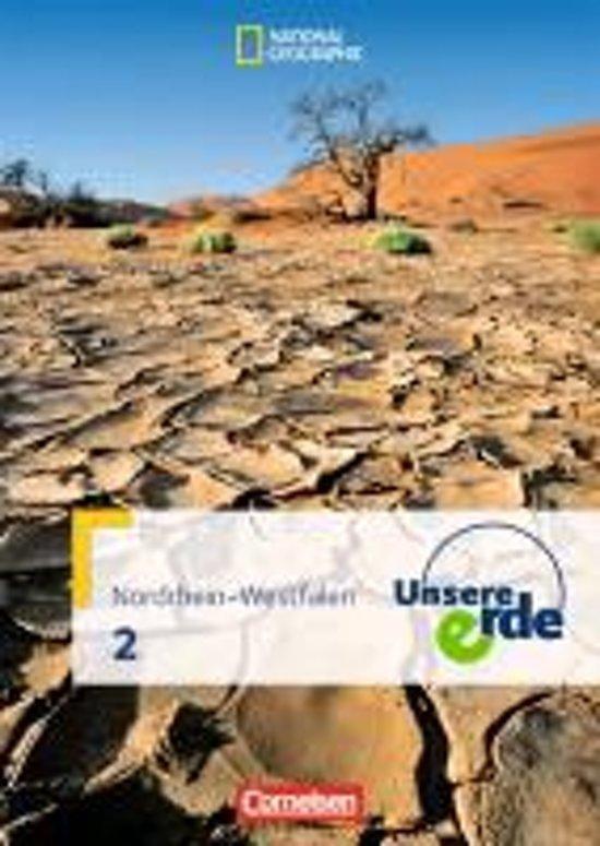 Boek cover Unsere Erde 02. Schülerbuch. Realschule Nordrhein-Westfalen van Peter Fischer (Paperback)