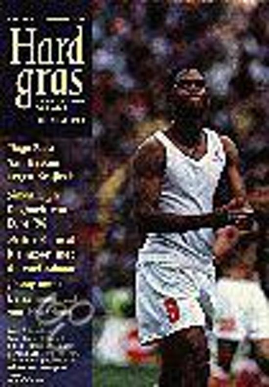 Cover van het boek 'Hard gras / 08'