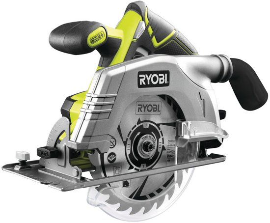 Ryobi R18CS-0 accu-handcirkelzaag