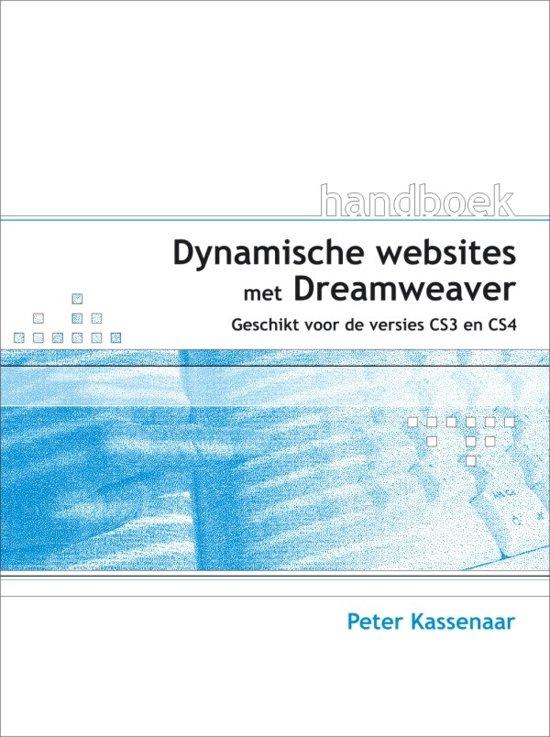Van Duuren Media Handboek Dynamische websites met Dreamweaver