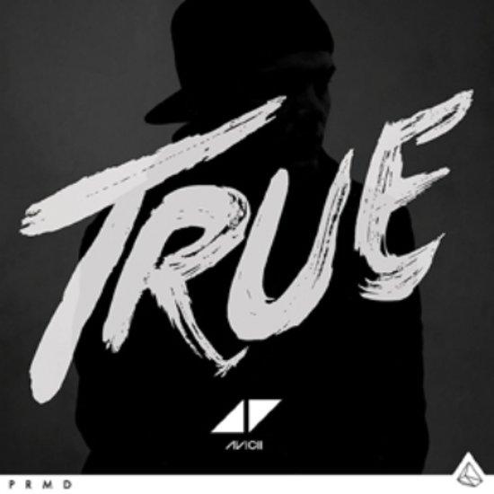 CD cover van True van Avicii