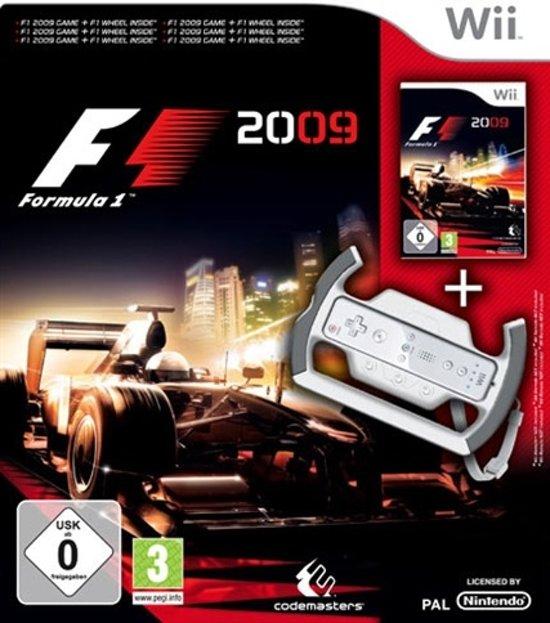 Formula 1: Official FIA Game F1 2009 (incl. racestuur)