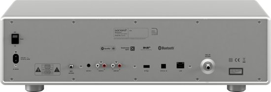 Sonoro MEISTERSTÃCK 610 V2 - Internet radio - CD-speler - BlueTooth -