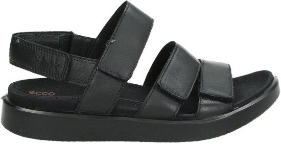 ECCO Flowt dames sandaal Zwart Maat 38 | Globos' Giftfinder