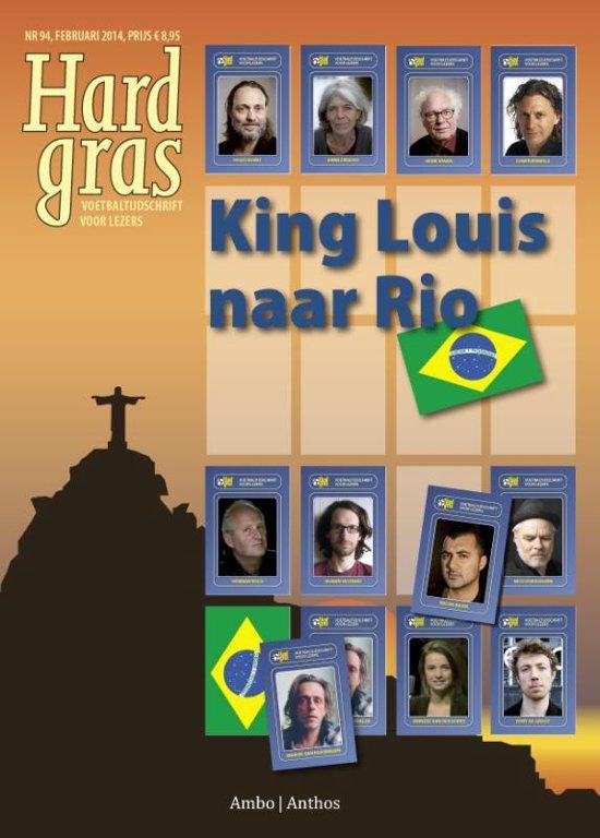 Cover van het boek 'Hard Gras 94 / februari 2014'