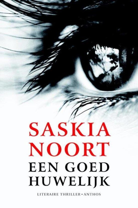 Boek cover Een goed huwelijk van Saskia Noort (Onbekend)