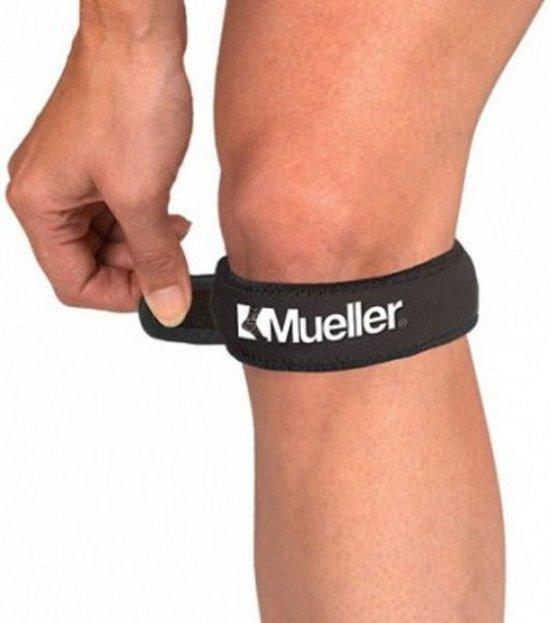Mueller Jumpers Knie Strap Zwart Universeel