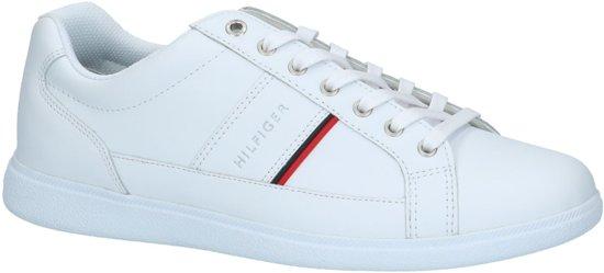 f4acaa4a6df Tommy Hilfiger - Core Leather Cupsole - Sneaker laag gekleed - Heren - Maat  44 -