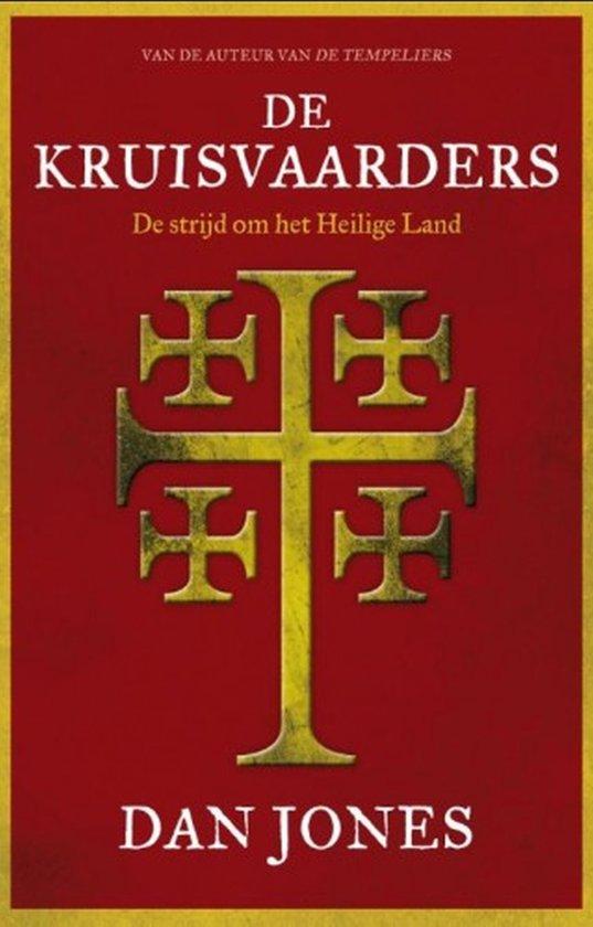 Boek cover De Kruisvaarders van Dan Jones (Onbekend)