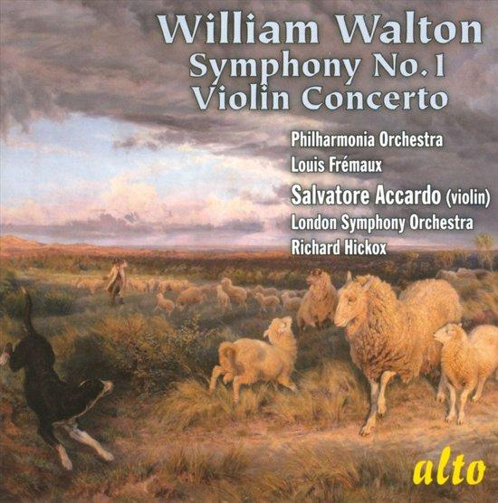 Walton Violin Conc./Sinf.1