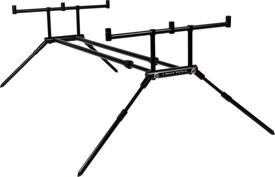 X2 Black Victory - Rodpod - 2.50 kg - Zwart