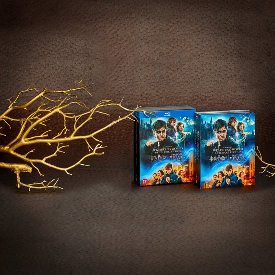 J.K. Rowlings Wizarding World 9-Film Collection (Blu-ray)