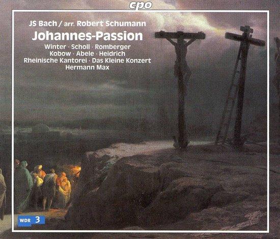 Johannes Passion Bwv 245: Robert Sc