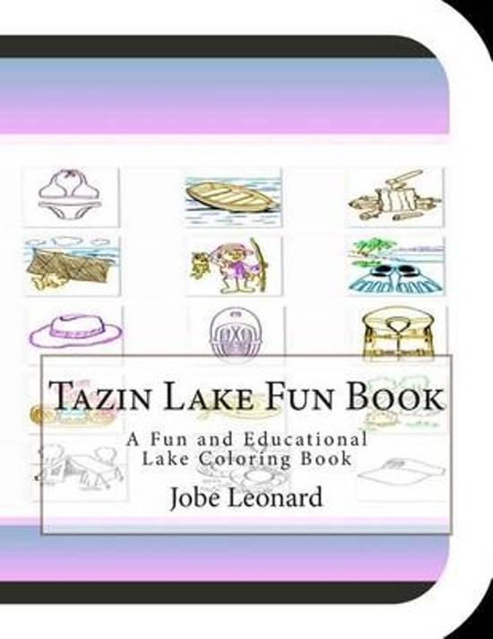 Tazin Lake Fun Book