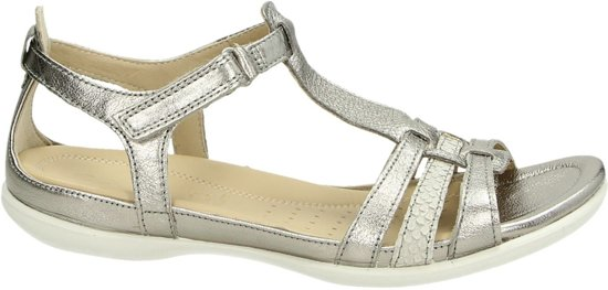 Ecco Flash sandalen goud