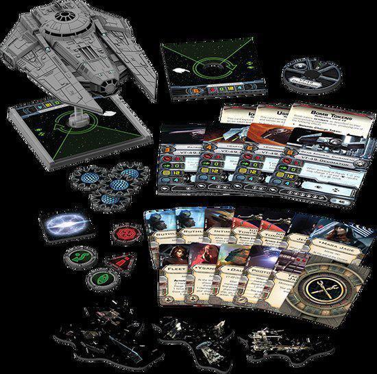 Thumbnail van een extra afbeelding van het spel Star Wars X-wing VT-49 Decimator Expansion Pack - Uitbreiding - Bordspel